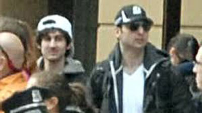 Tsarnaev brothers, black hat and white hat