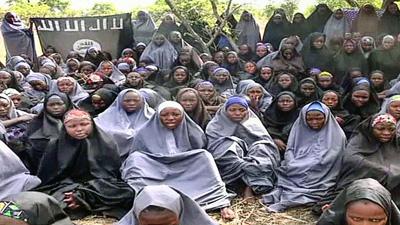 Boko Haram's female captives