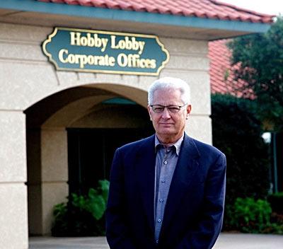 hobby lobby david green