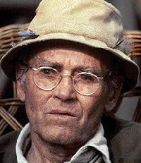 Henry Fonda in On Golden Pond