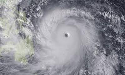 Haiyan-Yolanda approaching landfall