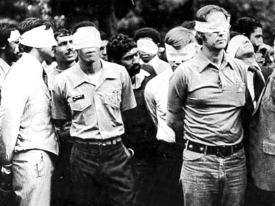 Iran Hostage Crisis, 1979