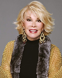 Joan Rivers asteroid Thalia comedy