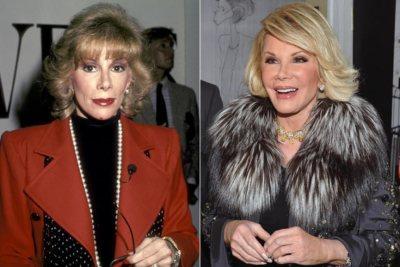 Joan's transformation