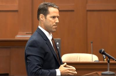 Prosecutor John Guy