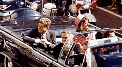 Kennedys in Dallas