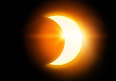 February 2018 Solar Eclipse