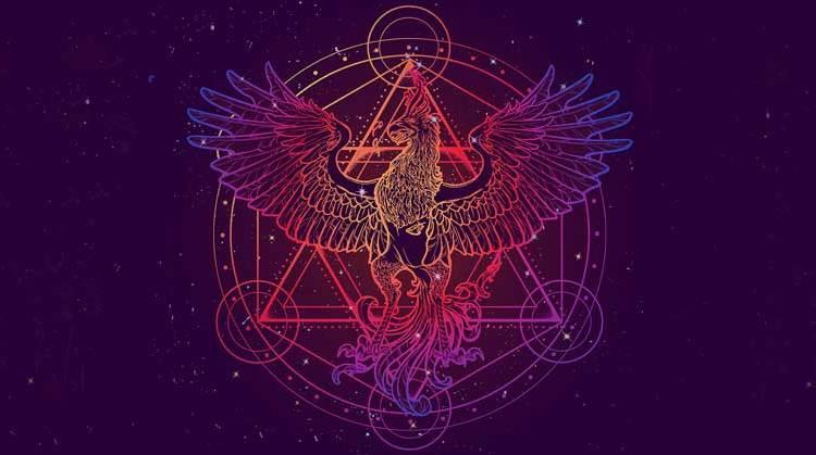 Scorpio Phoenix rises with Scorpio New Moon, November 2020