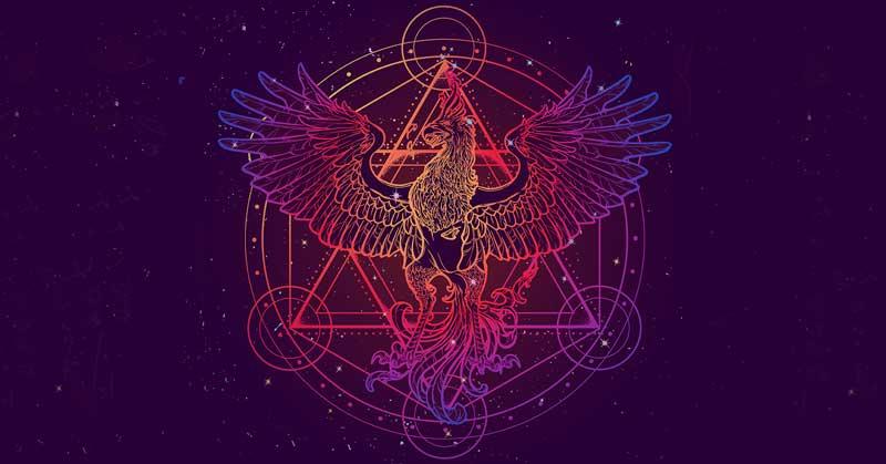 Scorpio New Moon, November 2020, the Phoenix rises