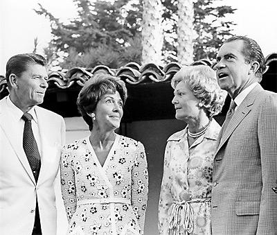 Reagans and Nixons