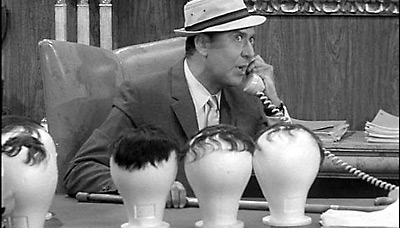 Carl Reiner as Alan Brady
