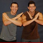 Ryan with P90X creator
