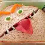 angry sandwich