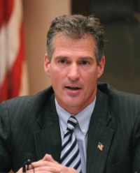 U.S. Senate candidate Scott Brown