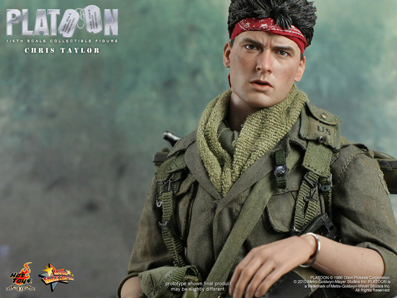 """Charlie Sheen, Oscar-nominated for his performance in """"Platoon"""""""
