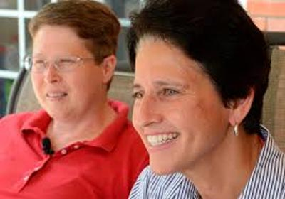 Pennsylvania marriage equality plaintiffs