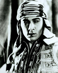 Rudolph Valentino—Lust in Cancer conjunct Mars/Jupiter