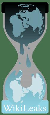 Wikileaks site logo