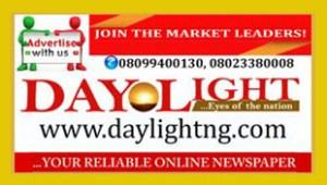 Daylight advert