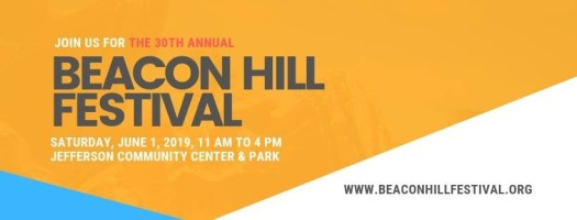 Beacon Hill Festival 2019