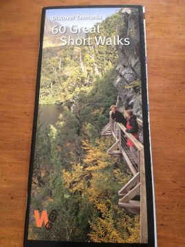 The pamphlet version of 60 Great Short Walks