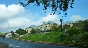 Quaint cottages in Richmond