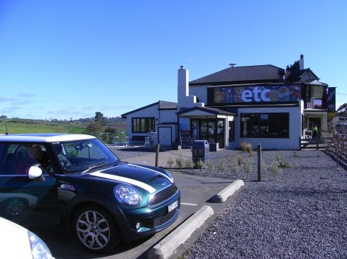 ETC - Elizabeth Town Bakery Cafe