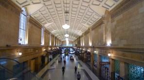 Adelaide Railway Station - Inside