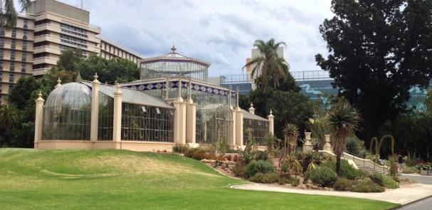 Palm House & Cactus Garden