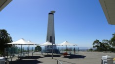 Mt Lofty scenic lookout & Flinders Column