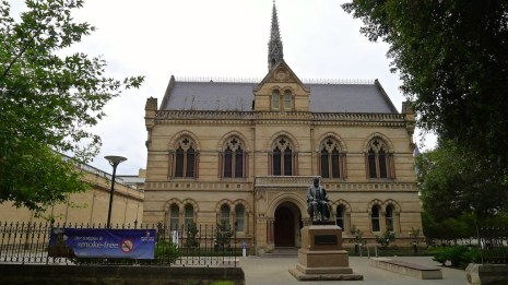 Part of Adelaide University