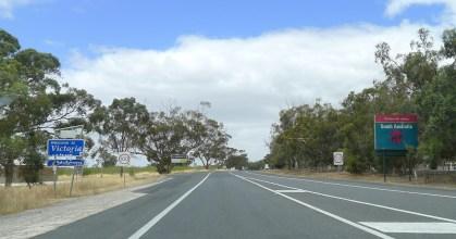 The SA-VIC border