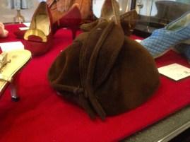 Jean - Brown felt 'Raymor' hat
