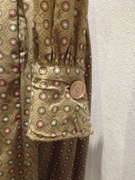 Nell Clasby - Sleeve cuff detail