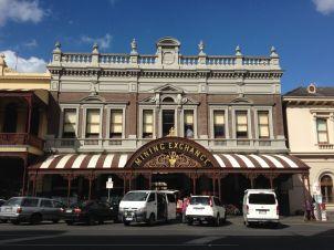 Mining Exchange Building, Lydiard Street, Ballarat