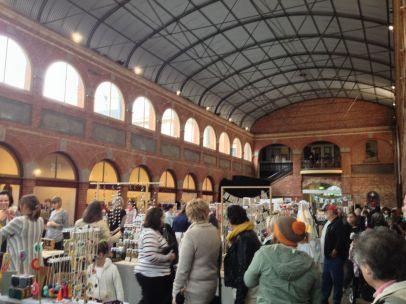 The Design Exchange market - lots of treasures here