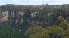 Scenic World attractions - Cablecar, Railway & Skycar from Echo Point Lookout