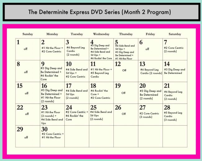 DVDMonth2program