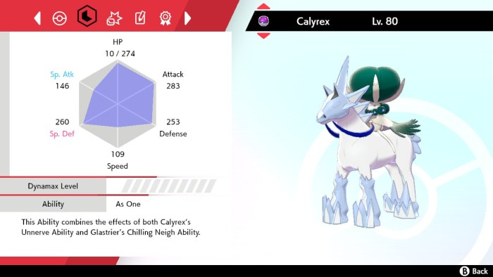 calyrex ice form