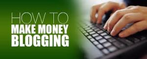 Making money from blogging in Nigeria 1