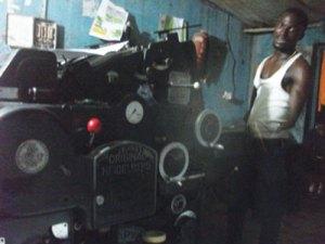 Printing Press Business Plan In Nigeria 1