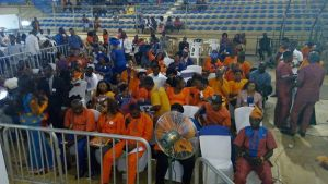 Enugu 2nd Year Anniversary of Helping Hands International in Nigeria