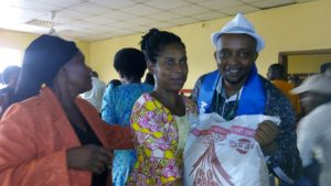 Charity Works by Helping Hands International in Nigeria 2