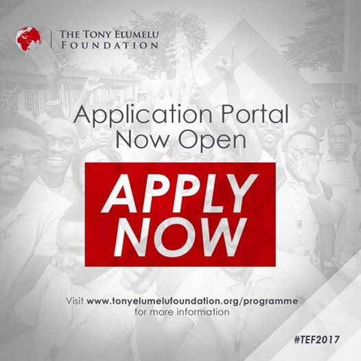 2017 Tony Elumelu Entrepreneurship Programme (TEEP) Questions and Answers