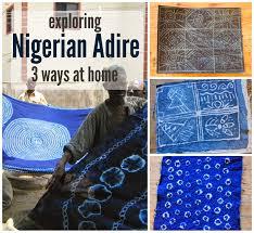 Kampala Adire Tye&Dye Textile Business Plan In Nigeria