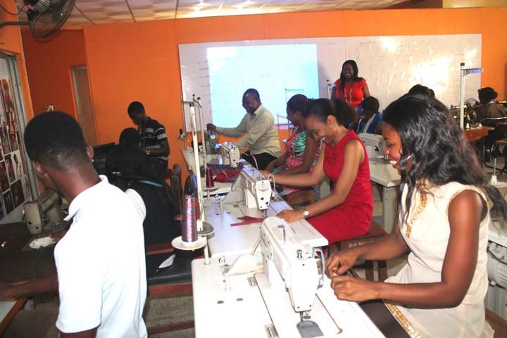 FASHION SCHOOL BUSINESS PLAN IN NIGERIA