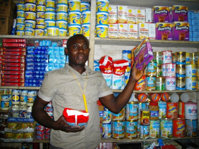 GROCERY STORE BUSINESS PLAN IN NIGERIA