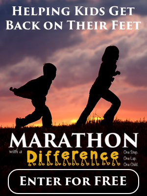 Marathon with a Difference Fundraiser