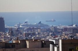 Auch beliebter Hafen für Kreuzfahrten