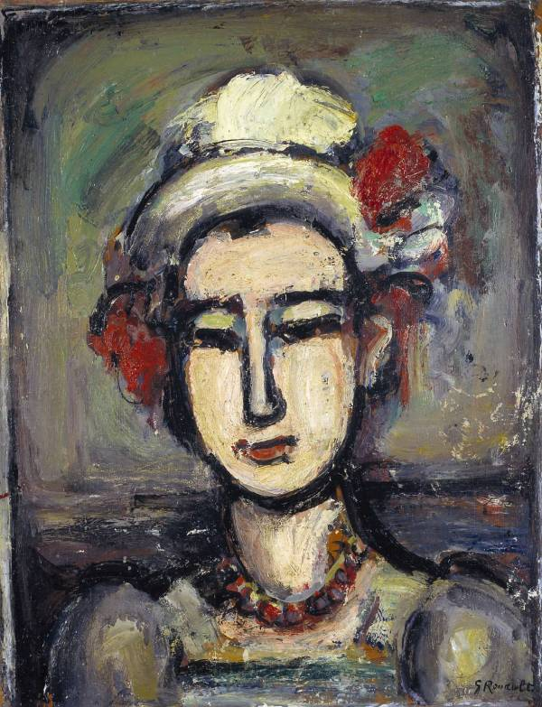 Georges Rouault Day Of Artist
